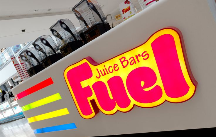 Fuel Juice Bars