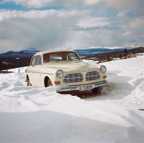 Kahblog • 1956 Volvo 121