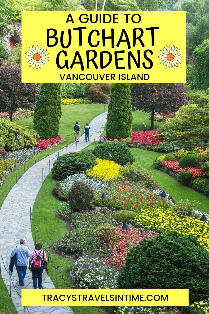 7e998c03a034dc2c4b6e87410a90a294 - Vancouver To Victoria Butchart Gardens Tour
