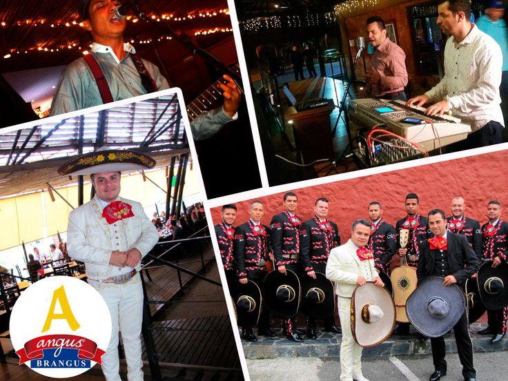 Inicia el fin de semana en Angus Brangus Parrilla Bar  con: música en vivo, presentación especial con Mariachi Medellín Show, gastronomía internacional y un servicio de excelencia. Te esperamos!!!   Reservas: 2321632 - 310 7006602. www.angusbrangus.com.co Cra. 42 # 34 - 15 / Vía las Palmas.  #restaurantesmedellin #marzo #AngusBrangus #parrilla #medellíntown #medellíncity #restaurantesrecomendados #Mucicaenvivo #quehacerenmedellin #dondecomerenmedellin #gastronomía #musicaenvivo #Mariachi