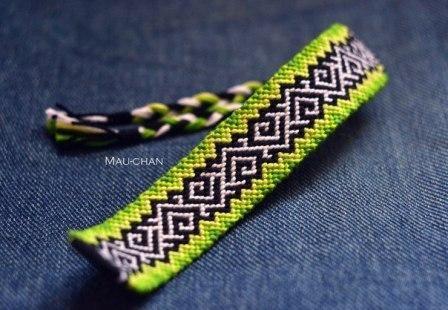Photo of #88696 by Mau_chan - friendship-bracelets.net