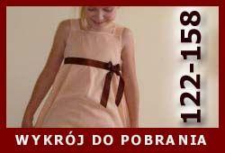 Wykrój do pobrania on line. for girls