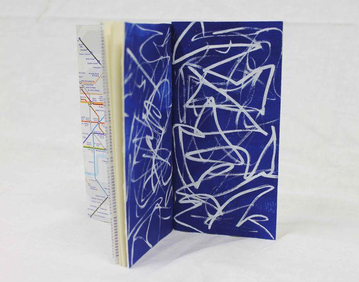 #IDP #Visual #Graphic #Book #Handmade #BenedettaSimone