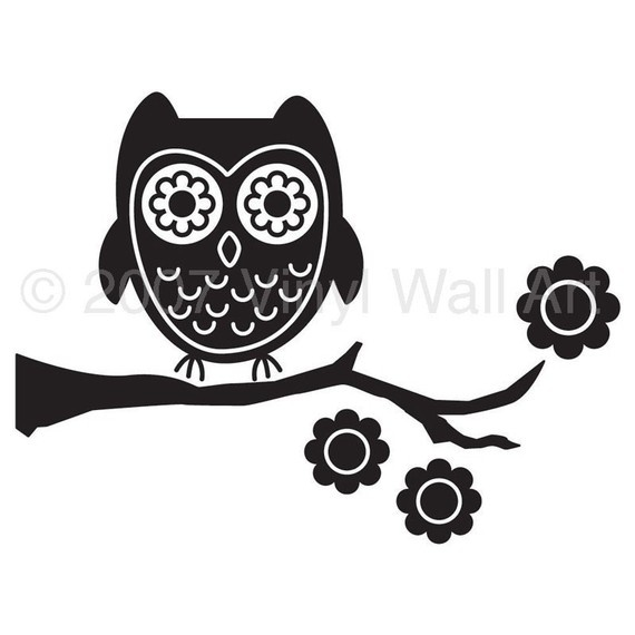 yes: Owl Decals, Decals Owl, Owl Vinyls, Cute Ideas, Wall Decal, Collections Owl, Owl Large, Adorable Owl