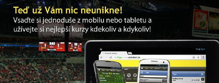 Poskytuje základní funkce potřebné pro pohodlné vsazení Vašich tiketů. http://www.ceske-online-casino.com/co-je-noveho-v-kasinech/novy-mobilni-web-fortuny-pro-vsechny-telefony #fortuna #czechcasino #vyhra #mobil #tablet #bonusy #automatyzdarma