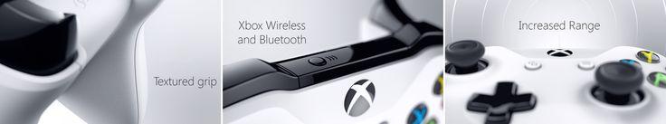 Xbox One S disponible ici.  Plus belle. Plus fine. Plus performante.  40 % plus petite.  2 To de stockage.  Bloc d'alimentation interne.  Technologie HDR.  Blu-ray™ et streaming Ultra HD 4k.  Récepteur infrarouge.  Manette sans fil Xbox.  Socle de console vertical inclus avec la Xbox One S 2 To.
