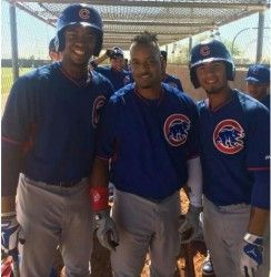 Cubs Minors Notes: Arizona Cubs Roster player profiles, Can Bryant help Baez? Hendricks throwing...heat?