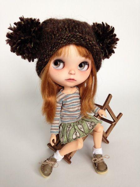 Блайз. Новое тельце Кармеллы и новый наряд Зимки / Куклы Блайз, Blythe dolls / Бэйбики. Куклы фото. Одежда для кукол