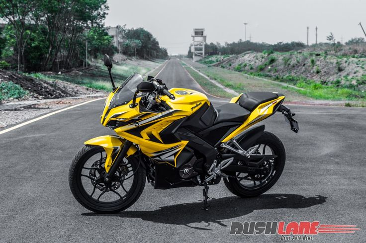 Bajaj launches Pulsar RS 200 at Russia imminent