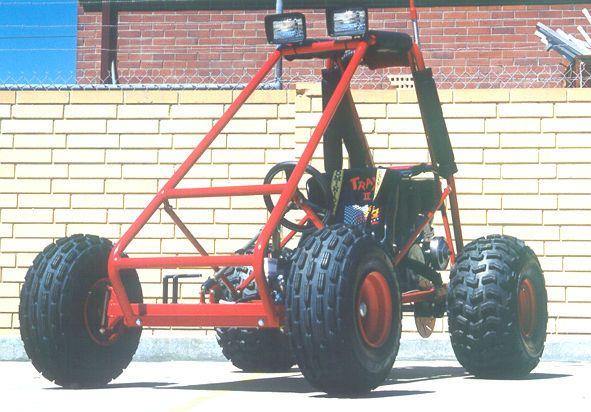 Trax Ii, Offroad, Mini Buggy De Duna, sandrail, Go Kart planos no Cd Disc