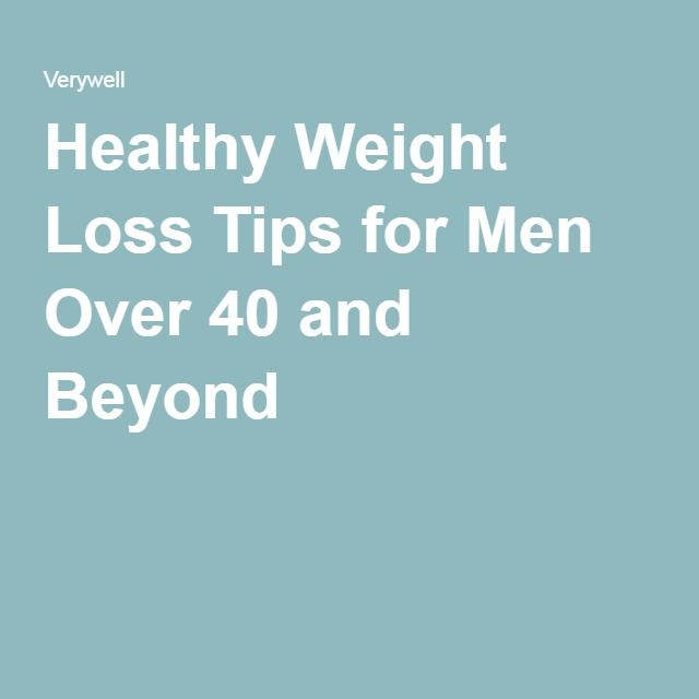 Healthy Weight Loss Tips for Men Over 40 and Beyond https://www.verywell.com/weight-loss-tips-for-men-over-40-3495586?utm_content=7103133&utm_medium=email&utm_source=cn_nl&utm_campaign=fitsl&utm_term=body