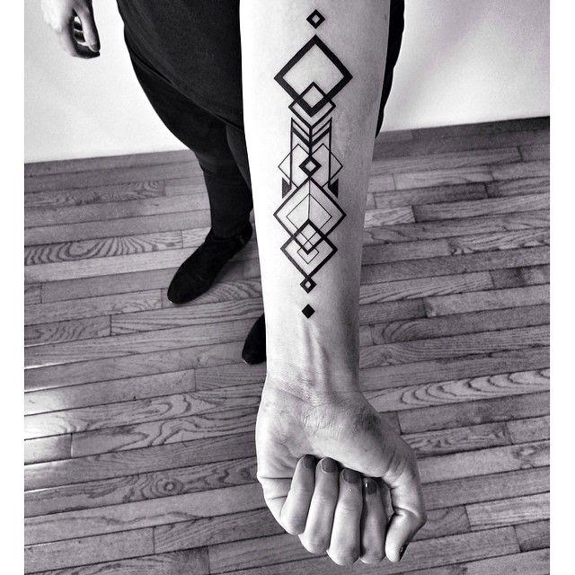 Graphic design, geometry