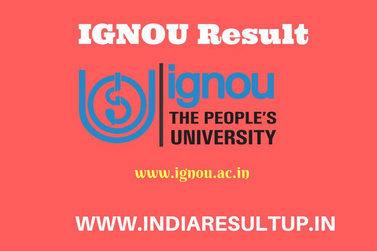 Latest ignou results for TEE BA BSC BDP MA MSC MCA PG UG Courses of 1st 2nd 3rd Final Year semesters and Download datesheet for all exams in www.ignou.ac.in