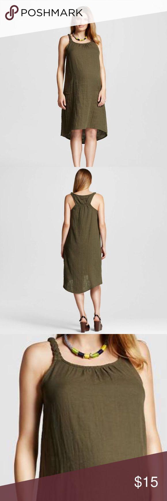 Mer enn 25 bra ideer om green maternity dresses p pinterest liz lange olive green maternity dress nice color for fall expecting mommies the color ombrellifo Images