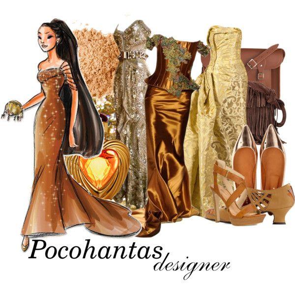 "Pocohantas - ""DM nerds"" by aksmasads on Polyvore"