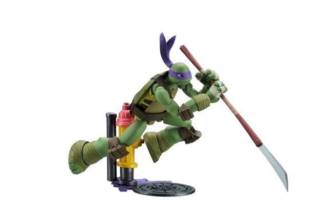 New Teenage Mutant Ninja Turtle Figures Revealed
