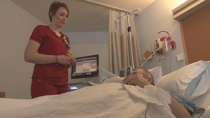 1/11/18 International and National nurses fill EMMC job openings. Bangor, Maine