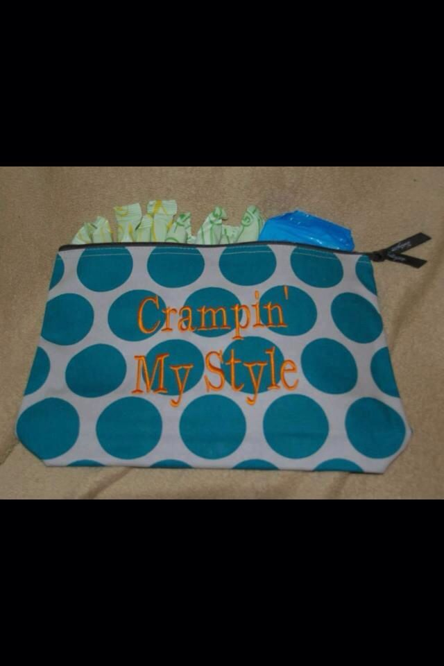 Thirty-one zipper pouch ... Great bag to hold your lady items on the go.  Join the FB fun! https://www.facebook.com/groups/SarasThreeOne/