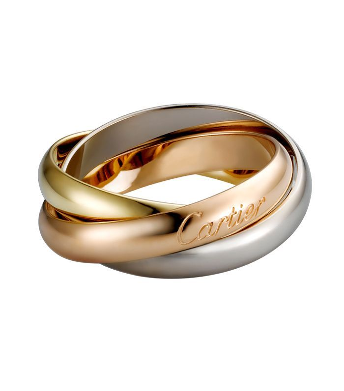 Cartier Trinity Wedding Ring: Best 25+ Trinity Ring Ideas On Pinterest