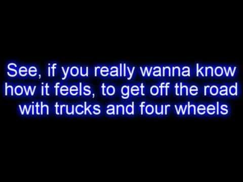 Jason Aldean   Dirt Road Anthem  Lyrics
