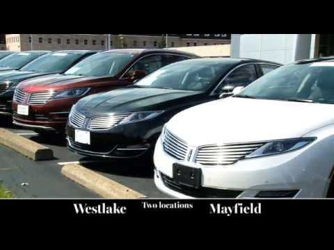Your Lincoln MKC Mayfield Heights OH is Waiting for You at Nick Mayer Li...