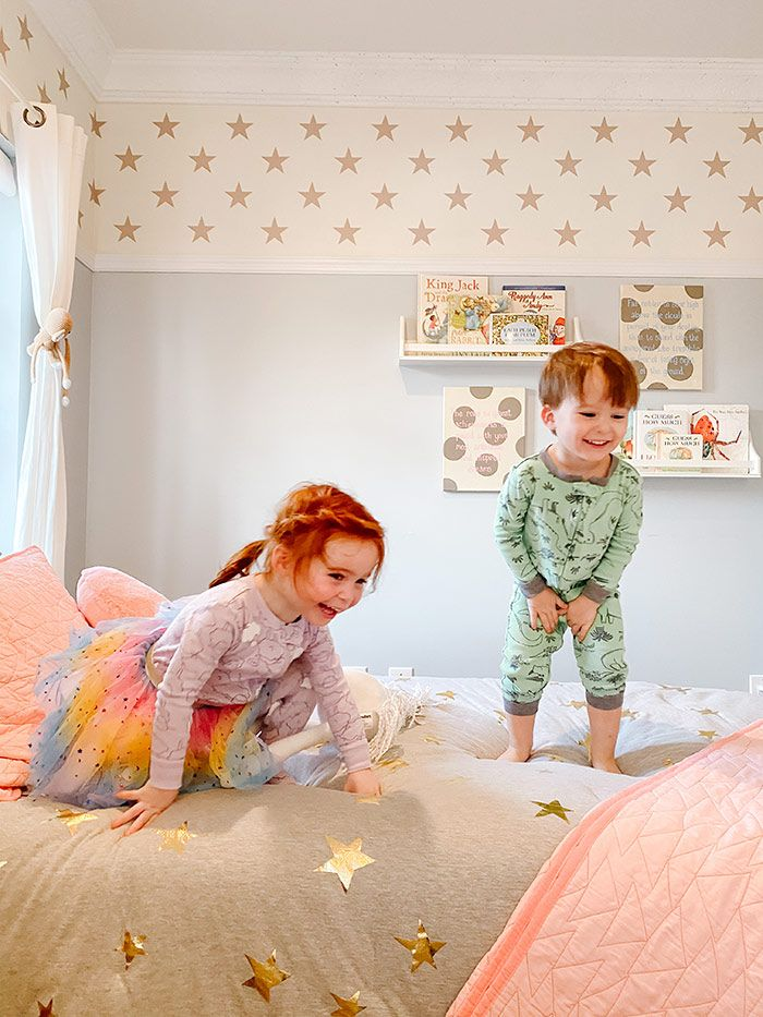Crib To Toddler Bed Transition The Ultimate Check List Forever Freckled In 2020 Toddler Bed Transition Big Kid Bed Toddler Bed