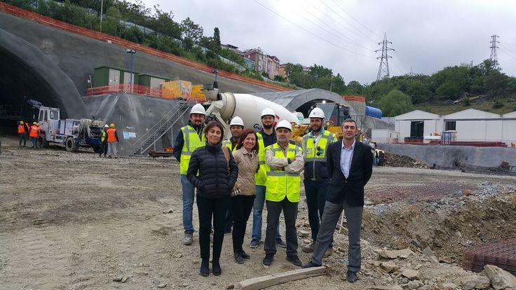 KMO 1., 2. VE 7. KESİM ARAZİ TEKNİK İNCELEME RAPORU | Kuzey Marmara Otoyolu (KMO)