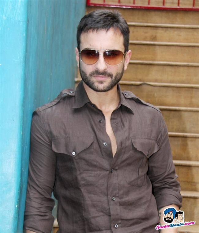Saif Ali Khan Style