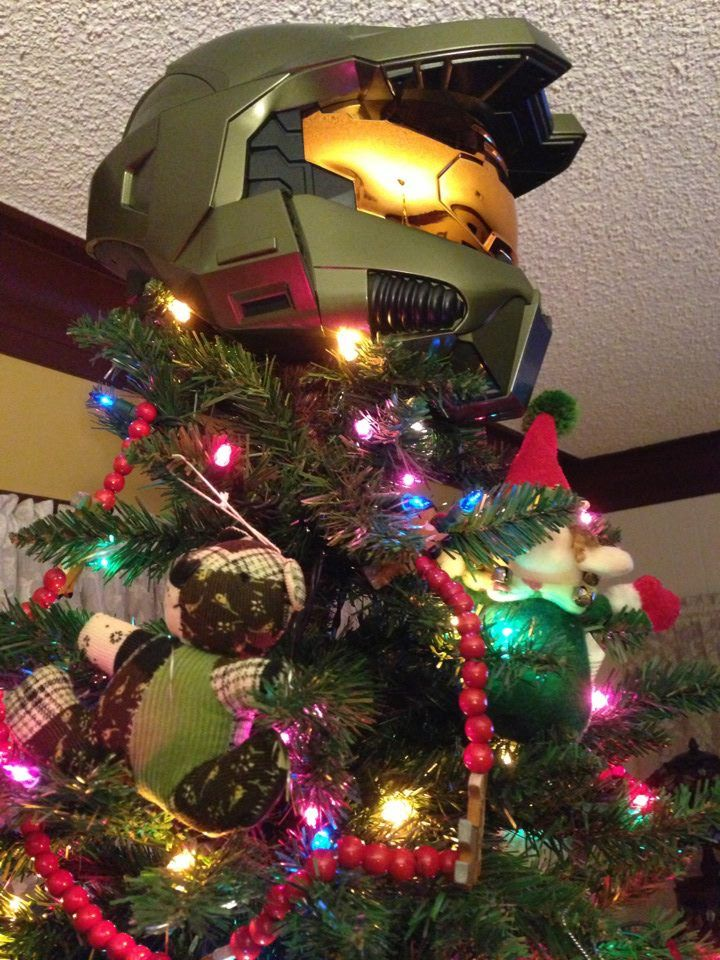 Scott Foreman on | Nerd | Pinterest | Halo, Christmas and Halo 3