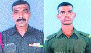 Bengal brave son martyred in J&K - Mortal remains reach Midnapur today whole town pays homage   Indian Army on Sunday paid a fitting tribute to two of its comrades who lost their lives in an attack by terrorists in Qazigund district of Jammu and Kashmir on Saturday.  A wreath laying ceremony was held at Badami Bagh Cantt Srinagar and was attended by Jammu and Kashmir Director General of Police (DGP) S.P. Vaid Lt. Gen. J.S. Sandhu Chinar Corps Commander and many other senior officials from…