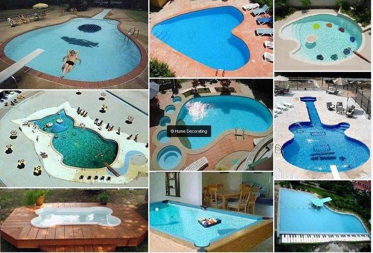 piscinas !