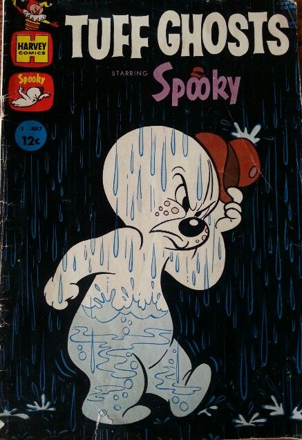 casperand 39 s haunted christmas dvd. 1962 tuff ghosts featuring spooky from harvey comics. casperand 39 s haunted christmas dvd o