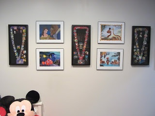 Disney Pin Collection Display Case with Lanyard