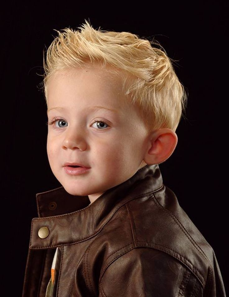 81 Best Little Boy Hair Styles Images On Pinterest