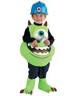 monsters inc mike cheap tv u0026 movie halloween costume for boys