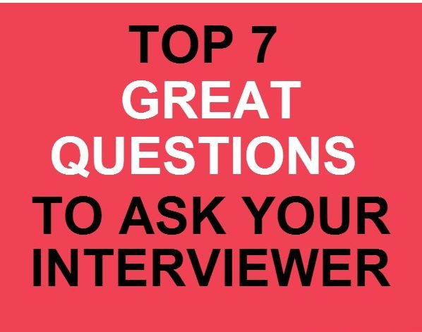 #FebruaryFavorite: 7 Amazing Questions for Candidates to Ask.