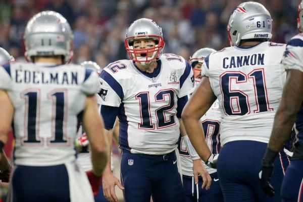 With all the bickering about whether the Super Bowl champion New England Patriots should even talk about going undefeated, head coach Bill…