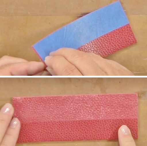 raw leather jewelry making  - from Leather Jewelry Making: Tips, Basics and Beyond with Leather Jewelry Artist Melissa Cable - Jewelry Making Daily