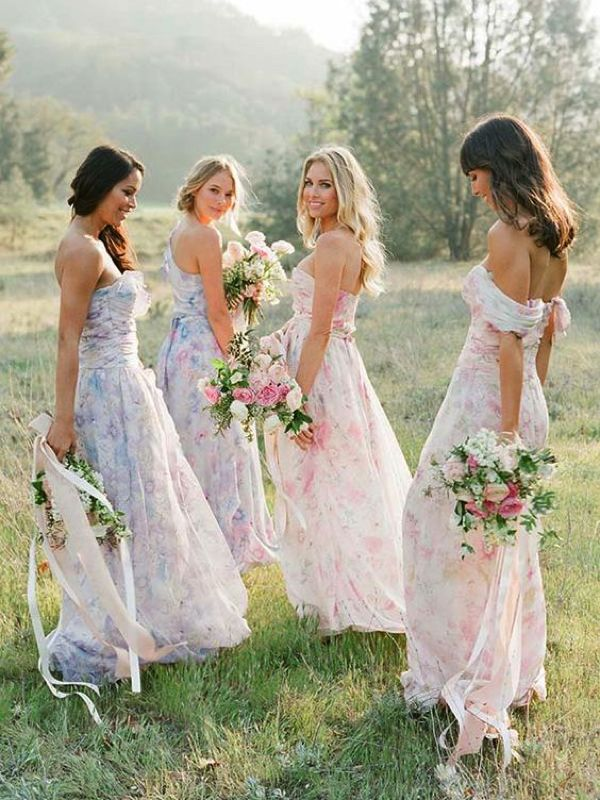 326 best Bridesmaid dresses images on Pinterest