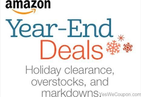 HOT! – Amazon Year End & After Christmas Deals Up To 70 % Off!