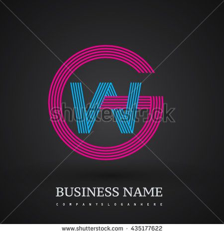nitial logo - vector logo red and blue colored  #abbreviation #abc #accounting #blue #brand #business #circle #company #concept #connecting #connection #consulting #corporate #design #elegant #finance #font#g #icon #identity #illustration #industrial #industry #initial #internet #letter #linked #logo #logotype #luxury #management #market #marketing #modern #monogram #network #office #red #service #success #symbol #technology #trading #type #typeface #typography #vector #web #golf #golden…