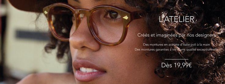 L'usine à lunettes by polette - Opticien en ligne à prix d'usine - Lunettes de vue - Lunettes de soleil - Lunettes sans correction - Lunettes progressives