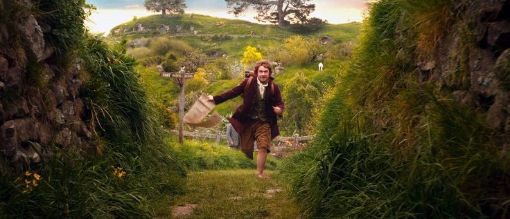 The Hobbit is coming!!! eeek! :-O