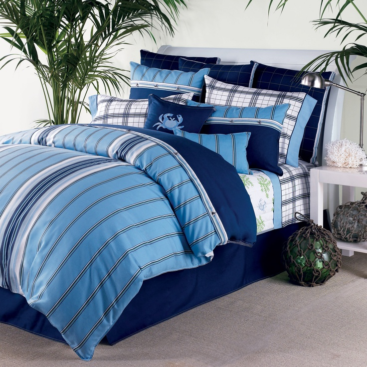 Tommy Hilfiger Grand Cay...for Michael's room Blue