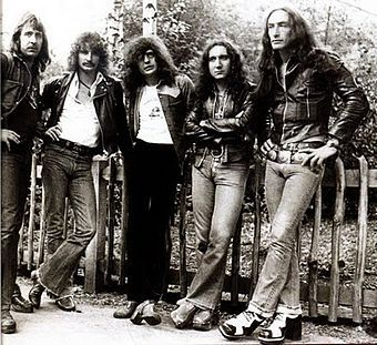 Uriah Heep .. British band formed in 1969, and are regarded as one of the seminal hard rock acts of the early 1970's.