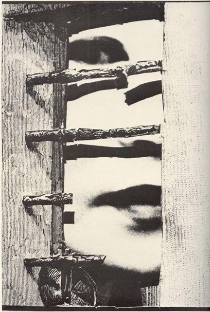 "from Shuji Terayama's ""Imaginary Phototheque: The People of the Dog-God Family"". S)"