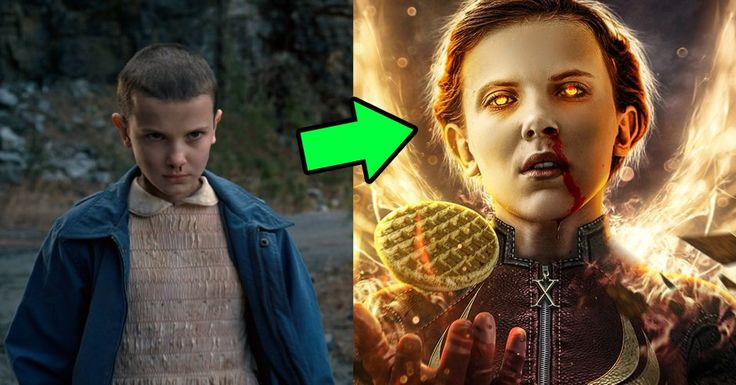 Stranger Things Cast Mutates Into X-Men Thanks to This Fan-Mashup #collegehumor #lol