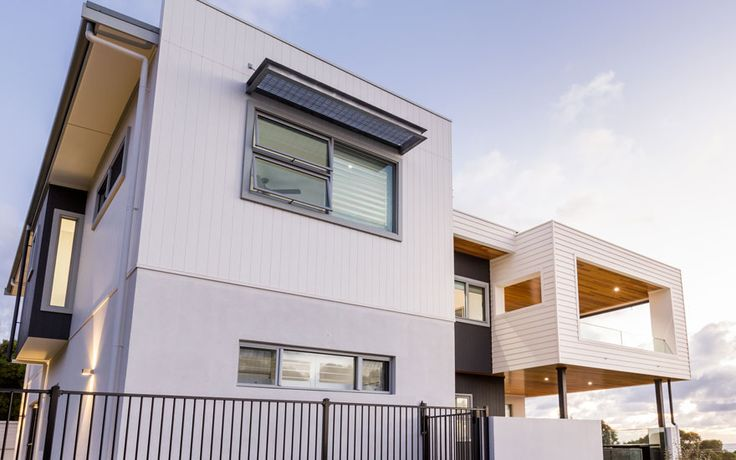 Lightweight materials enable the construction of a bold design | Case Studies