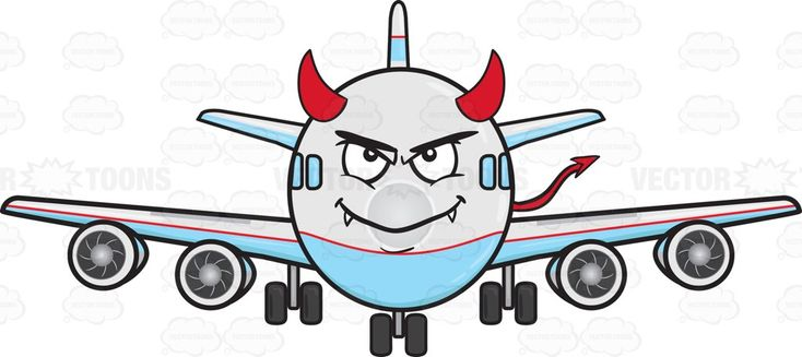 Jumbo Jet Plane Smiling With Fangs Horns And Tail Emoji #aeroplane #aircarrier #airbus #aircraft #aircraftengine #airplane #arrow #bad #Boeing #carrier #devil #devilish #engine #enginepropeller #evil #face #fangs #horizontalstabilizer #horns #jet #jetengine #jumbojet #landinggear #motor #passengerplane #plane #planeengine #propellers #stabilizer #tail #verticalstabilizer #wheels #vector #clipart #stock
