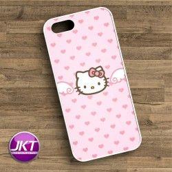 Hello Kitty 001 - Phone Case untuk iPhone, Samsung, HTC, LG, Sony, ASUS Brand #hellokitty #cartoon #phone #case #custom